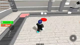 Camera you came in the middle of shooting in roblox