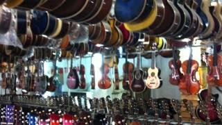 Guitar Gỗ 129 Thống Nhất,P. Bình Thọ, Q.Thủ Đức,TPHCM