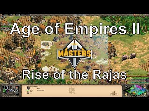 Aoe2: TheViper vs Slam (Vietnamese vs Ethiopians) - Escape Masters