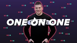 SLOBA RADANOVIC - NEKA ME KIJA PLJUJE | ONE ON ONE powered by MOZZART | IDJTV