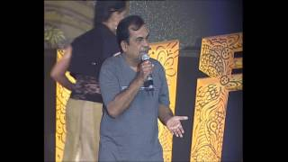 Brahmanandam speech n fun on Ali - Legend Audio Launch Live
