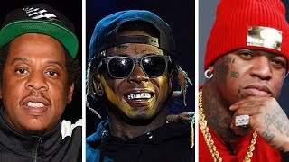 Lil Wayne Shares How Jay z Helped Him In A BIG WAY When Birdman Tried to DESTROY Him!
