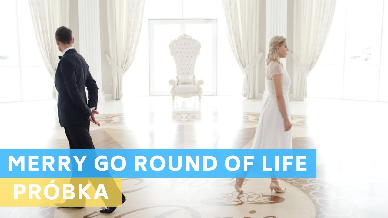 Sample PL: Merry Go Round of Life - Howl's Moving Castle | Wedding Dance Online | First Dance