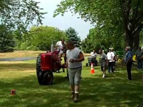 McHenry County Antique Farm Equipment Association of Illinois 2012 Picnic