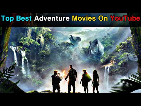 Top 5 Adventure Movies in Hindi Dubbed | Adventure All Time Hits🔥