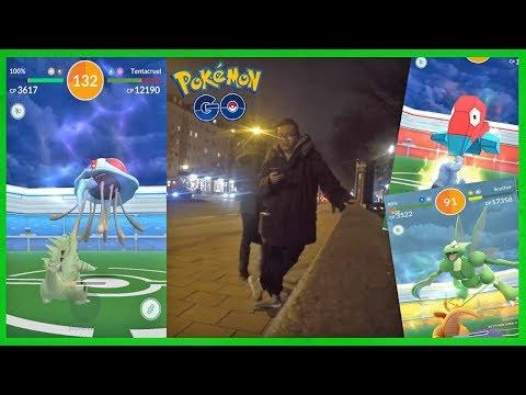 KREUZ & QUER durch die ganze Stadt! auf der Jagd nach der Mewtu EX Einladung Tag 5! Pokemon Go!
