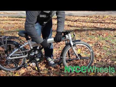Dahon Mariner Folding Bike Review