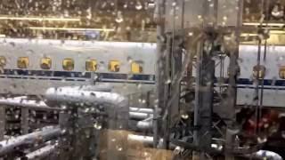 Travel from Tokyo to Odawara by Shinkansen-Japan Bullet Train (Tokaido-Sanyo Shinkansen)