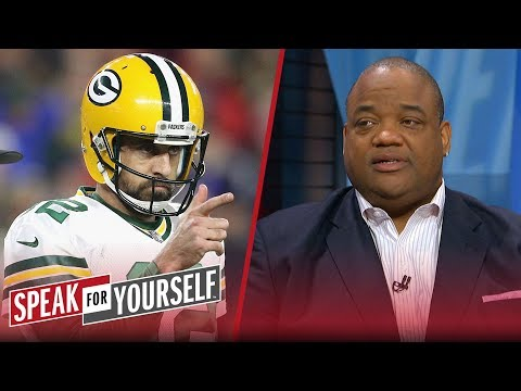 Jason Whitlock: Aaron Rodgers must be more self-aware to reach potential | NFL | SPEAK FOR YOURSELF