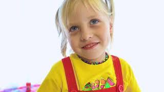 Alicia y globos mágicos con sorpresas