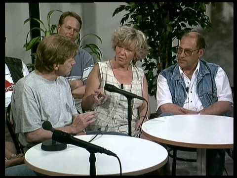 Galenskapare i TV Fyrstad-studion