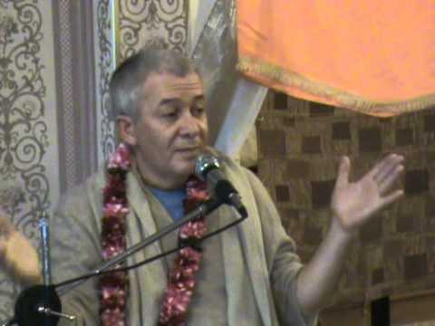 Бхагавад Гита 4.42 - Чайтанья Чандра Чаран прабху