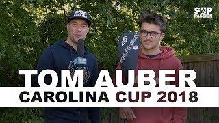 Interview de Tom Auber à la Quiksilver Waterman Carolina Cup 2018