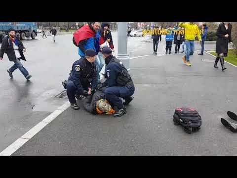 Incident dur in Piata Victoriei