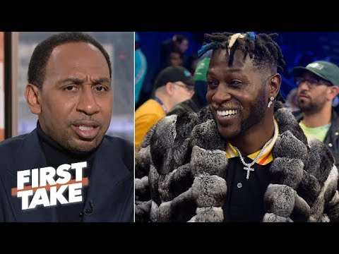 Steelers' 2019 offseason is the worst in NFL history – Stephen A.   First Take