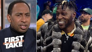 Steelers' 2019 offseason is the worst in NFL history – Stephen A. | First Take