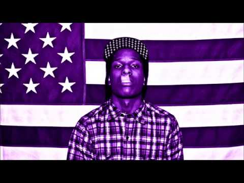 A$AP Rocky - Houston Old Head (Chopped & Screwed By Jarkid)