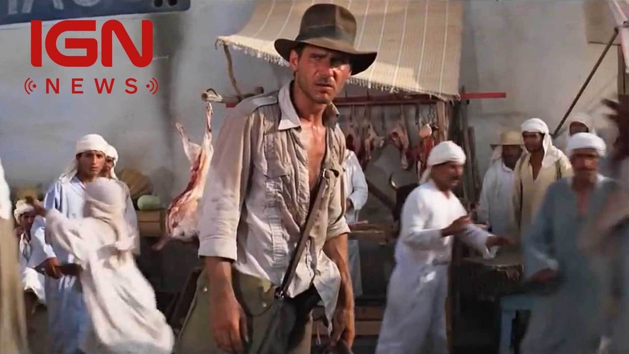 Indiana Jones 5 Release Date Revealed – IGN News