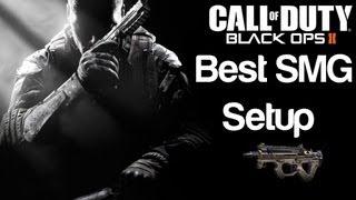 black ops 2 best smg class setup pdw 57