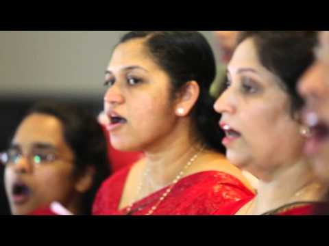Trinity Mar Thoma Church Christmas Carol 2015  | Ningal Padiyillengil by Malayalam Choir