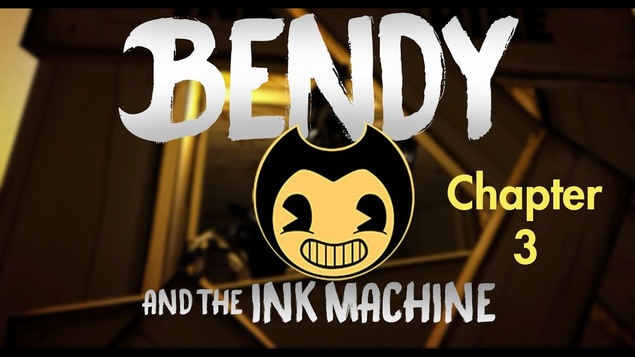 Boris S Safe House Bendy And The Ink Machine Chapter 3 1
