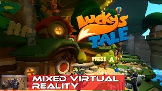 LUCKY'S TALE - LEVEL 1  |  MIXED VIRTUAL REALITY