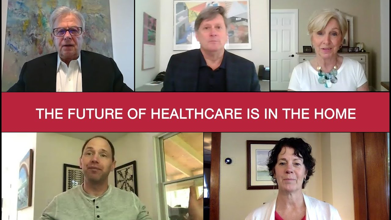 """The Future of Healthcare is in the Home"""