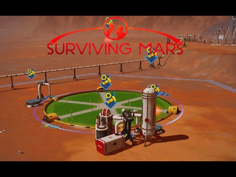 Cleaning Up | Surviving Mars (Part 8) |