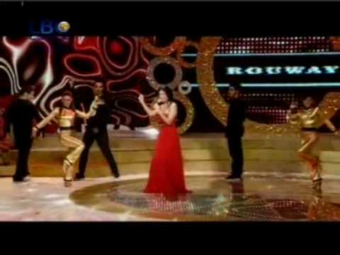 Rouwaida Attieh / رويدا عطية in ,,the perfect bride,, 2. song ,,bayni w bayno,,