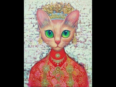 Wila Krungthep Bride Cat