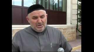 Открытие мечети в Магасе