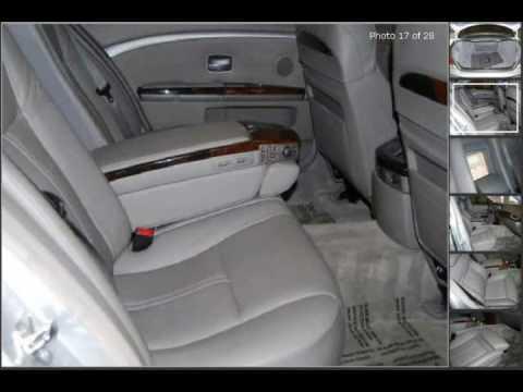 2004 BMW 7 Series 760 LI WBAGN83444DK10917 Mesa, Arizona ...