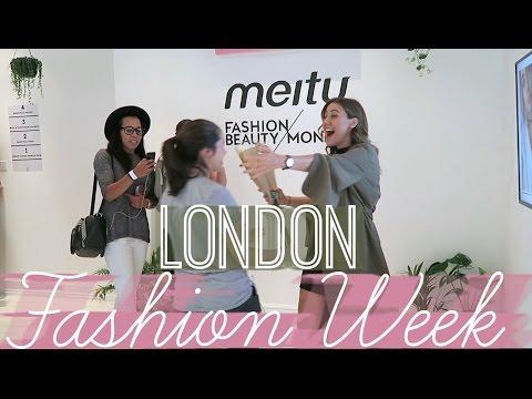 London Fashion Week!