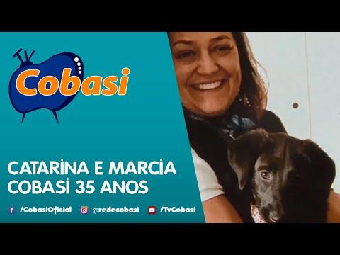 Catarina e Marcia | Aniversário Cobasi: 35 anos de momentos especiais