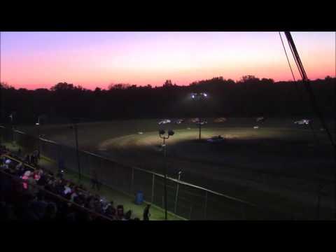 Butler Motor Speedway UMP Modified Heat #2 7/29/17