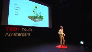 Lazy with great ideas: Jelle Medema at TEDxYouth@Amsterdam 2013