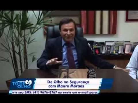 DE OLHO NA SEGURANÇA COM MAURO MORAES - Programa Tô De Olho - CNT - 23/05/2014