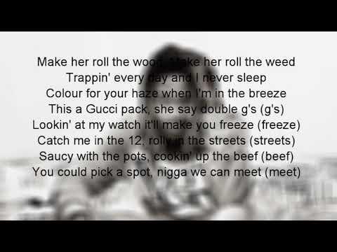 Westin - Fetty Wap (Lyrics)