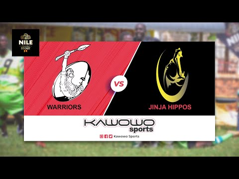 FULL MATCH: Warriors vs Hippos | Nile Stout Rugby