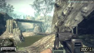 Battlefield: Bad Company 2 Vietnam Multiplayer Gameplay #2 (PC HD)