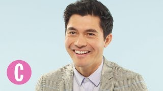 """""""Crazy Rich Asians"""" Star Henry Golding Tests His Rom-Com Knowledge 