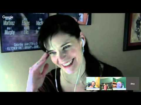 Writing and Marketing Military Sci-Fi with Amy J. Murphy