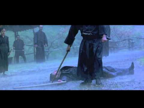 The Last Samurai | Fight in the rain