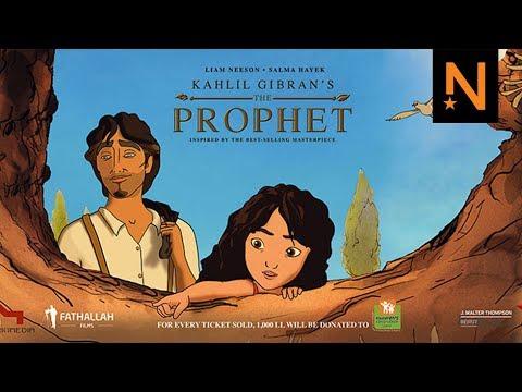 'Kahlil Gibran's The Prophet' Official Trailer