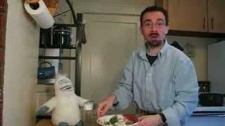 Food Voodoo: Mescalun Salad