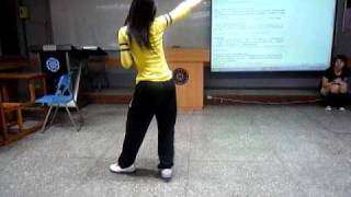 熱舞教學二版