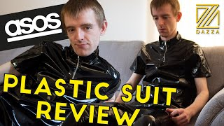 I BOUGHT A LEATHER GIMP SUIT ON ASOS!!! | ASOS CLOTHES REVIEW