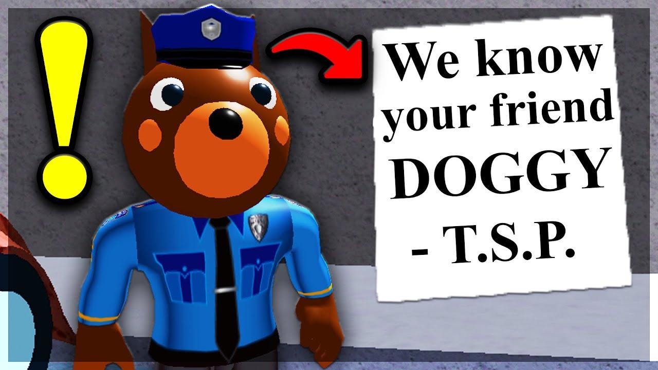 HUGE T.S.P. SECRET REVEALED.. (Roblox Piggy)
