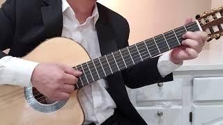 Hướng dẫn intro và đệm guitar bài.  HAI MÙA NOEL.