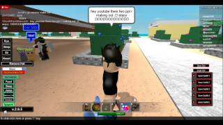 Roblox guy and gir making out